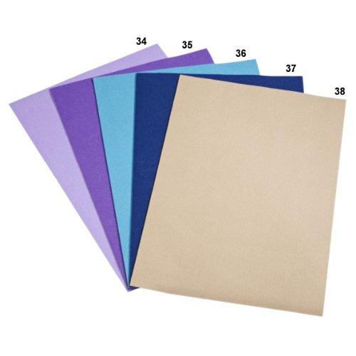 TRENDYfilz 375 x 500 mm, 3 mm, lavendel