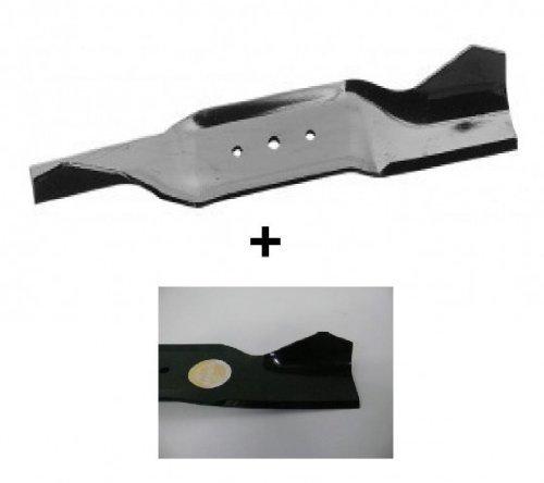 Handgeschrfte-Messer-im-Doppelpack-fr-MTD-B10-B100-B115-700-800-Lnge-413mm-Zentralbohrung104mm-Aussenlcher-sind-8mm-im-Abstand-Mitte-zu-Mitte-64mm