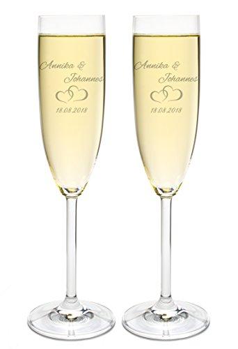 Leonardo-2-Sektglser-mit-Gravur-des-Namens-zur-Hochzeit-Motiv-Paar-Sekt-Glas-graviert-Geschenkidee