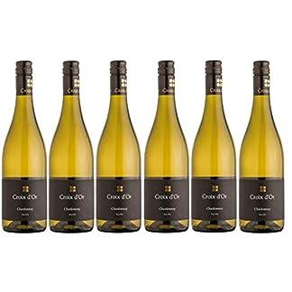 CROIX-DOR-Weisswein-aus-Frankreich-Weinpaket-Chardonnay-Croix-dOr-2017-6-x-075-Liter