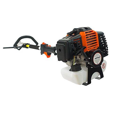 Nemaxx-Benzin-Motorsensen-MT22-MT52-MT62-Rasentrimmer-Gartenwerkzeug-leistungsstarke-Multitools-mit-52ccm-leistungstarker-Zweitaktmotor-Aufstze-fr-Grasschneider-Dickichtschneider-Heckenschere-Kettensg