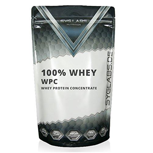 Syglabs Nutrition Casein Protein, Cookies und Cream, 1er Pack (1 x 1 kg)