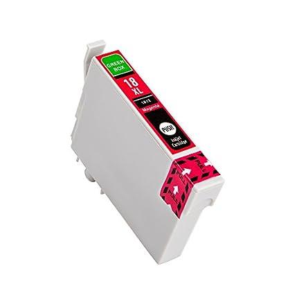 18-Packung-GREENBOX-Kompatibel-Druckerpatronen-Tintenpatronen-Ersatz-Kompatibel-EPSON-18XL-Kompatibel-mit-Epson-Expression-Home-XP-30-XP-33-XP-102-9-x-Schwarz-3-x-Cyan-3-x-Magenta-3-x-Gelb