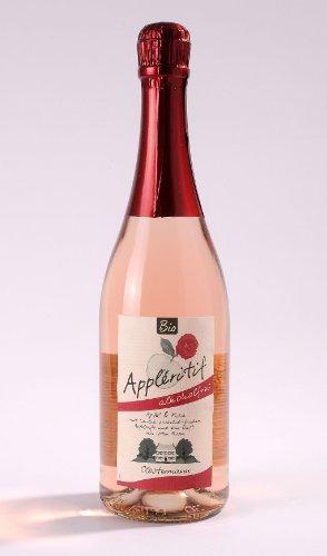 BIO-6-x-Applritif-Apfel-und-Rose-ALKOHOLFREI-Mit-Gratis-DropStop-Obsthof-Clostermann-Neuhollandshof-Niederrhein-750-ml