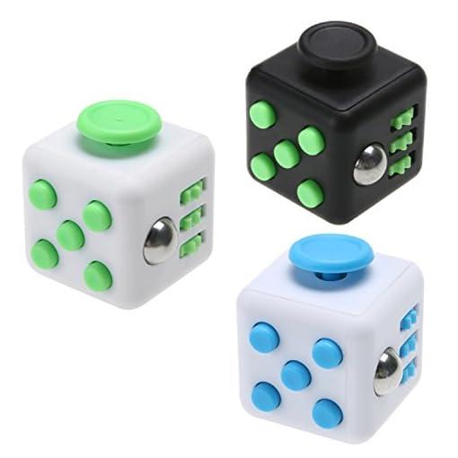 Fidget-Gyro-Cube-Pad-8-Zappeln-Funktionen-2-Generation-Zappeln-Spielzeug-Controller-Stress-Reducer-Hand-Schaft-Zappeln-Cube-Angst-ADHS-Wrfel-Autismus-Spielzeug-Weihnachtsfeier-Taschen-Geschenke