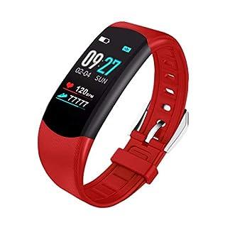 Chenang-C5-Wasserdicht-IP68-Intelligente-ArmbanduhrStep-Tracker-mit-stilvolles-DesignFitness-trackers-mit-PulsmesserBluetooth-Smartwatch-fr-Herren-Damen
