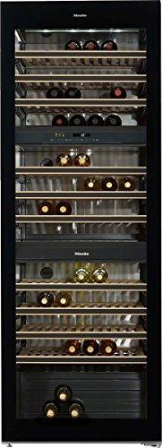 Miele-KWT-6833-SG-Weinkhlschrank-Parallele-Lagerung-von-Wein-durch-separate-Temperaturzonen-192-cm-Hhe