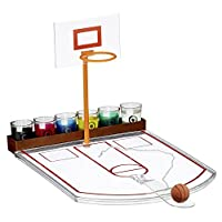 Close-Up-Witziges-Trinkspiel-Basketball-Party-Game-mit-6-Schnapsglsern