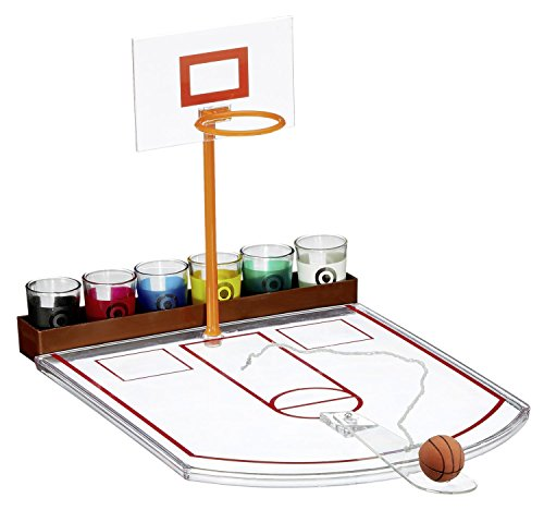 Close-Up-Witziges-Trinkspiel-Basketball-Party-Game-mit-6-Schnapsglsern