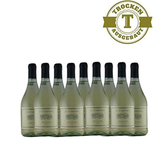 Weiwein-Italien-Frascati-2015-trocken-9x075l-VERSANDKOSTENFREI