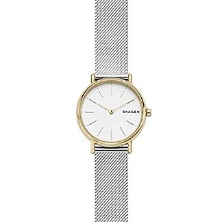 Skagen-Damen-Analog-Quarz-Uhr-mit-Edelstahl-Armband-SKW2729