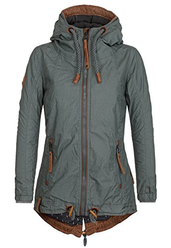 Naketano Female Jacket Arsch im Ärmel