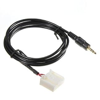 maxxcountde-AUX-Line-In-Adapter-Kabel-35mm-geeignet-fr-iPhone-iPod-MP3-Player-kompatibel-mit-Mazda-2-3-5-6-MX5-RX8-ab-200632-Pin-Radio-CD-Wechsleranschluss