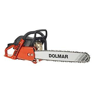 Dolmar-PS6100-53-PS-6100-Benzin-Kettensge-53cm-38-Arancione