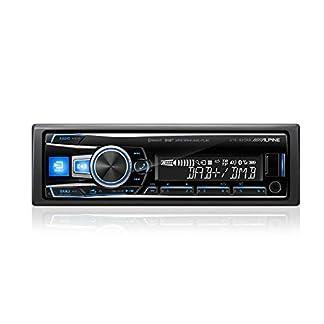 Alpine-UTE-93DAB-Autoradio-200-W-Bluetooth-UKW-LW-MW-UKW-Band-875-bis-108-MHz-Langwelle-153-281-kHz-LCD-Anzeige