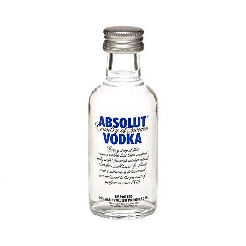 Absolut-Vodka-Original-Miniatur-12er-PackDer-schwedische-Klassiker-in-12-kleinen-Flaschen-perfekt-fr-unterwegs12-x-50-ml