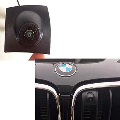 Front-Kamera-perfekt170-Wasserfest-13-HD-CCD-Emblem-Kamera-Schwarz-unauffllig-ins-Front-Emblem-integriert-fr-BMW-F10-F11-F07-5er-GT-520i-528i-535i-530li-2010-2016