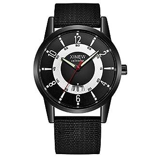 armbanduhr-herren-Das-wasserdichte-Datumsnylonarmband-der-Retro-klassischen-Mnner-trgt-Quarzleuchtstoffuhr-zur-Schau