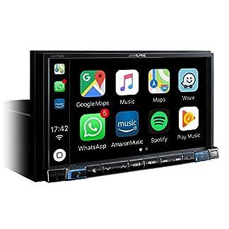 Alpine-Electronics-iLX-702D-Digital-Media-Receiver-2DIN-mit-DAB-Schwarz
