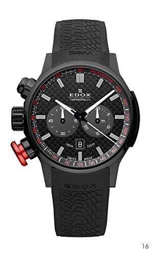EDOX-Unisex-Armbanduhr-EDOX-RALLY-INSTRUMENTS-CHRONORALLY-Chronograph-Quarz-Kautschuk-10302-37N-NIN