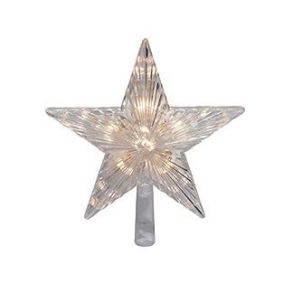 gartenmoebel-einkauf-Christbaumspitze-Kunststoff-22x24cm-mit-10-LED-warmweiss