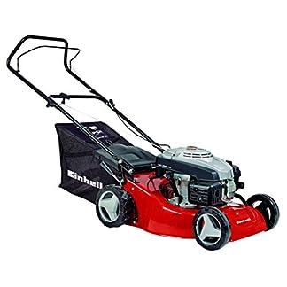 Einhell-Benzin-Rasenmher-GC-PM-46-19-kW-139-cm-46-cm-Schnittbreite-50-l-Fangsack-empfohlen-bis-1200-m