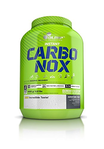 Olimp Carbo Nox Ananas, 1er Pack (1 x 4 kg Dose)