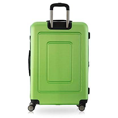 Happy-Trolley-Lugano-Hartschalen-Koffer-Trolley-4-Rollen-TSA-S-M-XL-Badehandtuch