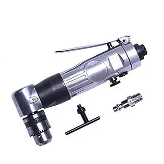 Umkehrbar-Winkelbohrmaschine-Druckluft-15-10-mm-38-Leerlaufdrehzahl-2000rpm-Winkelbohrer-mini-Silber