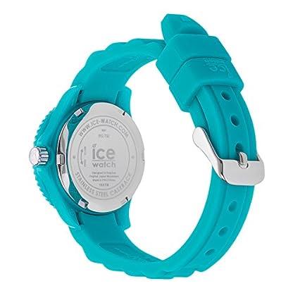 Ice-Watch-ICE-mini-Turquoise-Trkise-Jungenuhr-mit-Silikonarmband-012732-Extra-Small