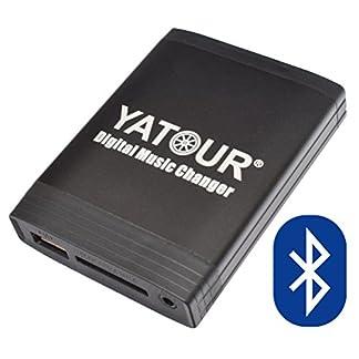 USB-SD-AUX-MP3-Adapter-Bluetooth-Freisprechanlage-fr-Suzuki-passend-fr-folgende-Radios-Clarion-VXZ-Suzuki-Jimny-Swift-SX4-Grand-Vitara-mit-Clarion-Originalradio