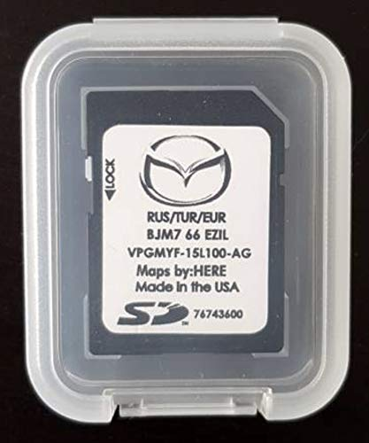 Mazda-Connect-2-3-6-CX-3-5-9-MX-5-BJM766EZ1L-Navi-SD-Card-Map-Europe-2019