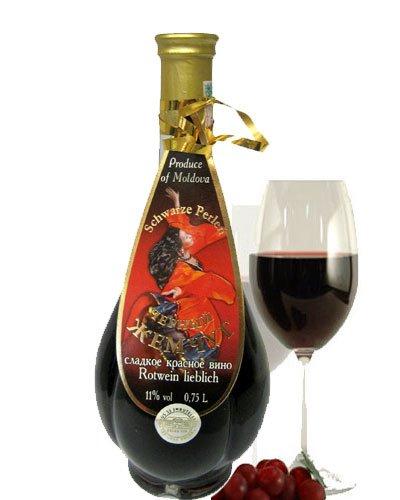 Moldawischer-Rotwein-Schwarze-Perlen-lieblich-115-vol-1-KATRON-6-Flaschen-je-075L