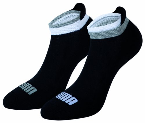 Puma Damen Sportsocken Jet Cat 2er Pack