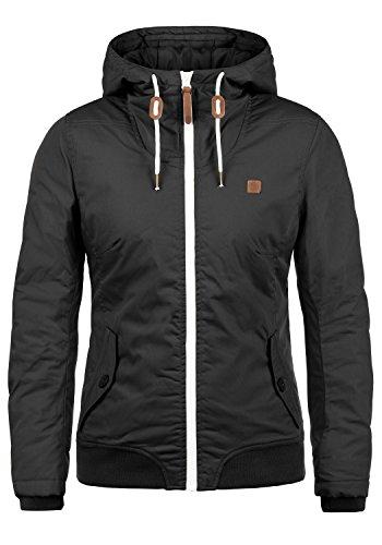 DESIRES Tilla Damen Übergangsjacke Jacke mit Kapuze aus hochwertigem Material