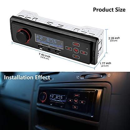bedee-Bluetooth-Autoradio
