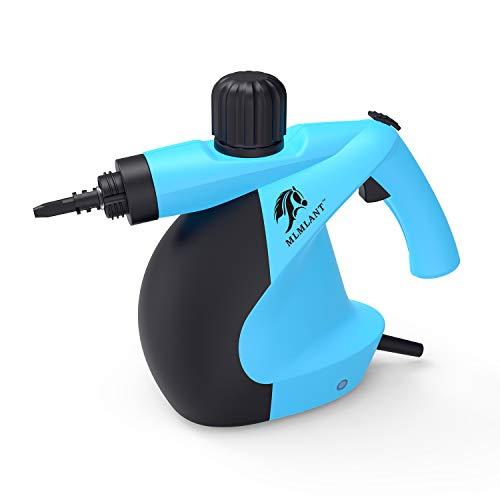 MLMLANT-dampfreiniger-Mehrzweck-350ml-Handdruckdampfreiniger-mit-11-teiligem-Zubehr-fr-Fleckenentfernung-Teppiche-Vorhnge-Bettwanzensteuerung-Autositze
