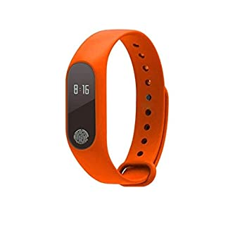 M2-Smart-Armband-Uhr-Bluetooth-Smartband-Armband-IP67-Wasserdicht-Smartwatch-Armbanduhr-Schrittzhler-Fitness-Activity-Tracker-Pulsmesser-fr-IOS-Android-Smartphones