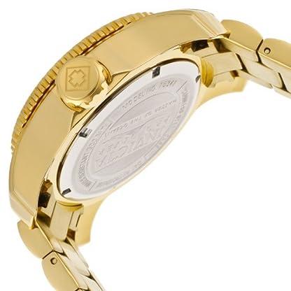 INVICTA-HERREN-488MM-GOLD-DELSTAHL-ARMBAND-GEHUSE-MINERAL-GLAS-UHR-15343