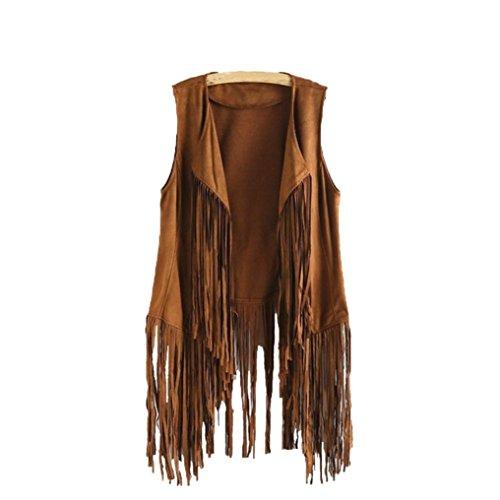 Bekleidung-VENMO-Frauen-Frhling-Herbst-Faux-Wildleder-ethnischen-Mntel-rmellose-Quasten-mit-Fransen-Weste-Cardigan-Damen-Faux-coats-Quasten-mit-Fransen-Weste-Mantel-Tops-Outwear