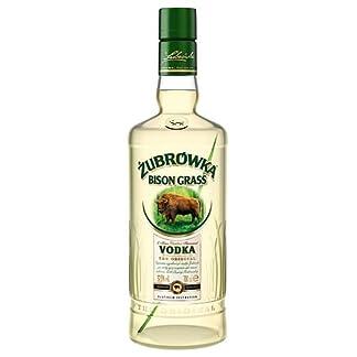 Polnischer-Wodka-mit-Bisongras-Zubrowka-z-Trawa-das-Orginal-375-05-Liter