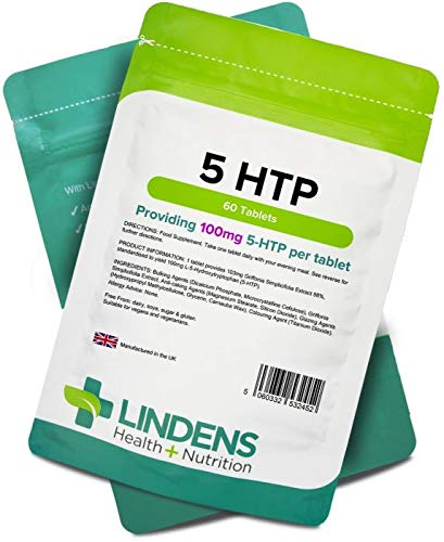 Lindens 5 HTP 100mg | 60 Tabletten