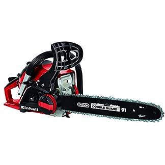 Einhell-Benzin-Kettensge-GC-PC-1335-I-TC-13-kW-335-cm-Schwertlnge-inkl-Mischflasche-Schwertschutz
