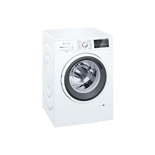 Siemens-IQ500-wm10t469es-autonome-Belastung-Bevor-8-kg-1000trmin-A-Wei-Waschmaschine–Waschmaschinen-autonome-bevor-Belastung-wei-drehbar-links-LED
