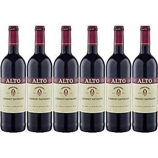 6x-Wine-Cabernet-Sauvignon-2015-Weingut-Alto-Estate-Stellenbosch-Rotwein