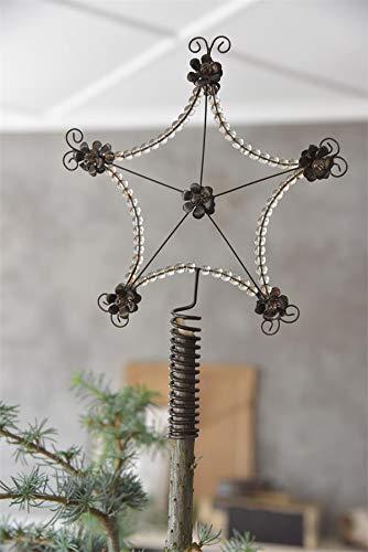 Jeanne-dArc-living-Weihnachtsstern-Christbaumspitze-Stern-aus-Draht-und-Glas-mit-Perlen-Baumspitze–19cm