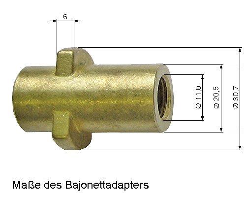 Rohrreinigungsschlauch-120bar-40m-fr-Krcher-Anschluss-Bajonett