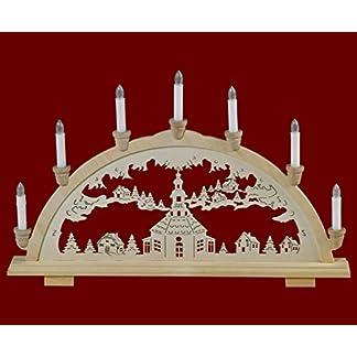yanka-style-Schwibbogen-Lichterbogen-Leuchter-Seiffener-Kirche-traditionelles-Motiv-7flammig-57-cm-breit-Weihnachten-Advent-Geschenk-Dekoration-83146-36