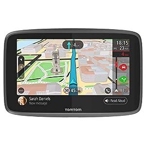 TomTom-GO-6200-Pkw-Navi-6-Zoll-mit-Updates-ber-Wi-Fi-Lebenslang-Traffic-via-SIM-Karte-Weltkarten-Freisprechen-Smartphone-Benachrichtigungen