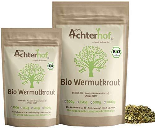 Wermutkraut-BIO-500g-Wermut-Tee-getrocknet-geschnitten-vom-Achterhof